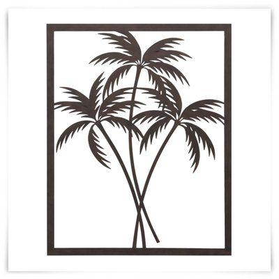 11 Best Metal Art Images On Pinterest | Palm Trees, Metal Art And Inside Palm Tree Metal Wall Art (View 18 of 20)