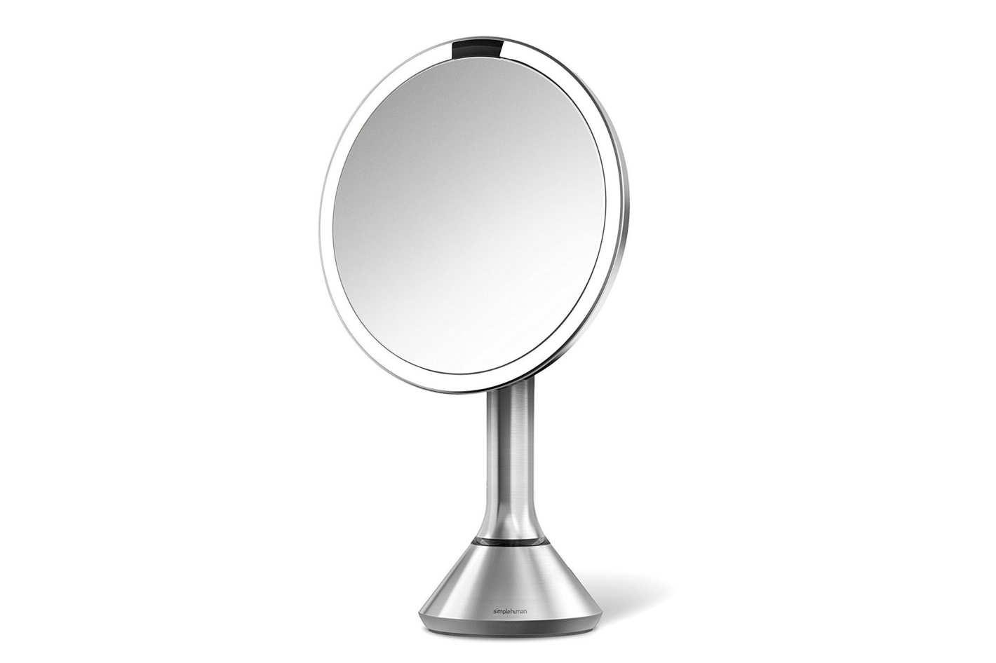11 Best Vanity Makeup Mirrors Lights 2017: Lighted Mirrors Regarding Lit Makeup Mirrors (Image 1 of 20)