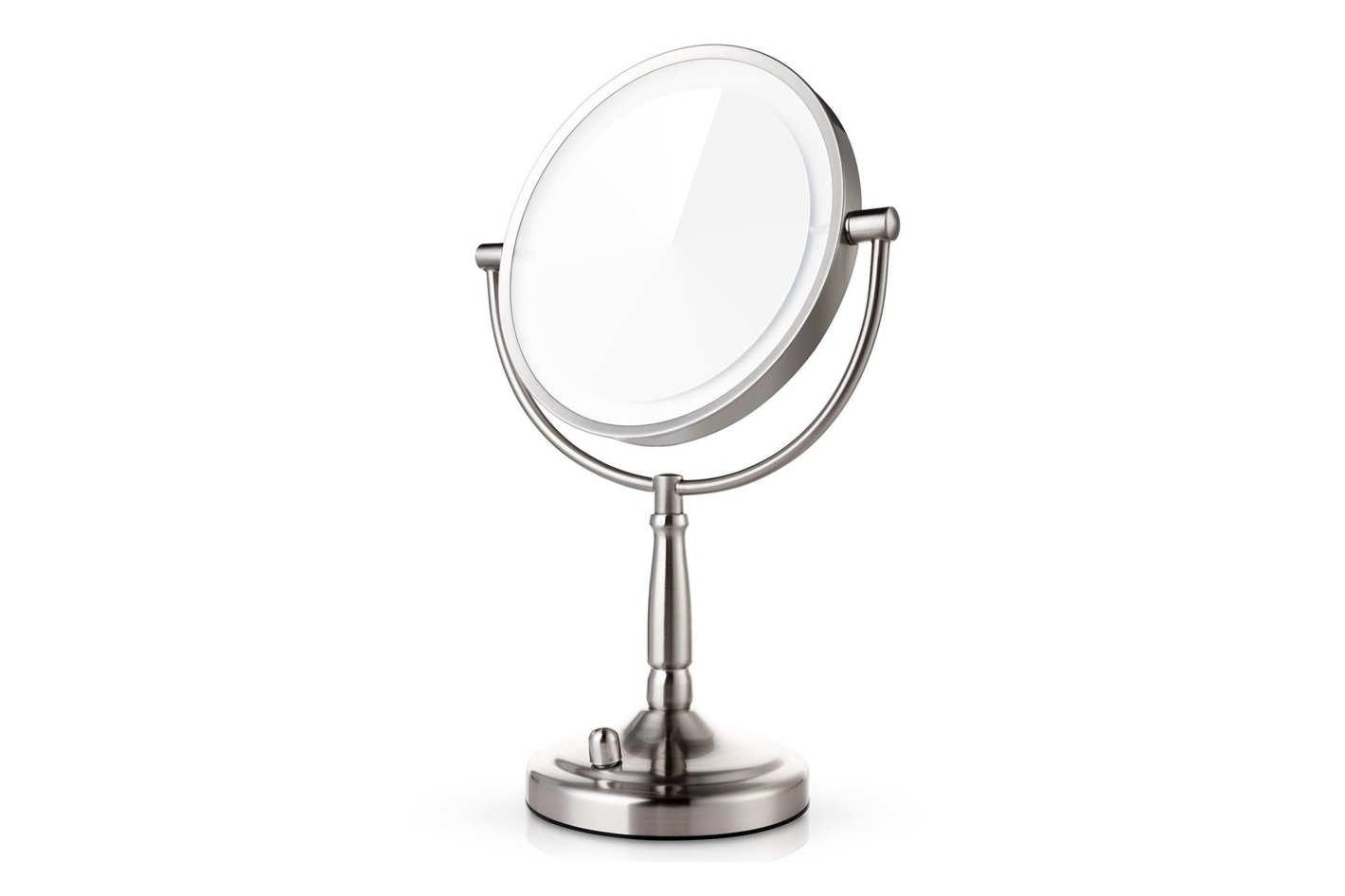 11 Best Vanity Makeup Mirrors Lights 2017: Lighted Mirrors Within Lit Makeup Mirrors (Image 5 of 20)