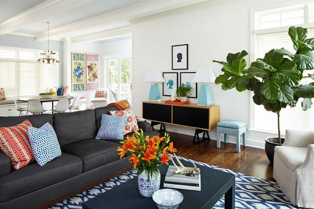 11 Reasons To Love A Gray Sofa With Regard To Gray Sofas For Living Room (View 15 of 20)
