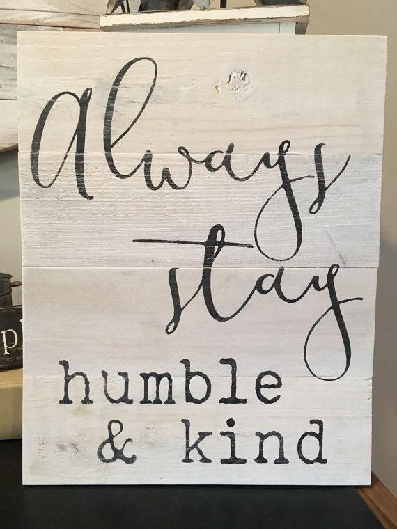 1105 Best Quotes & Wall Signs Images On Pinterest | Pallet Signs Pertaining To Wooden Word Art For Walls (Image 1 of 20)