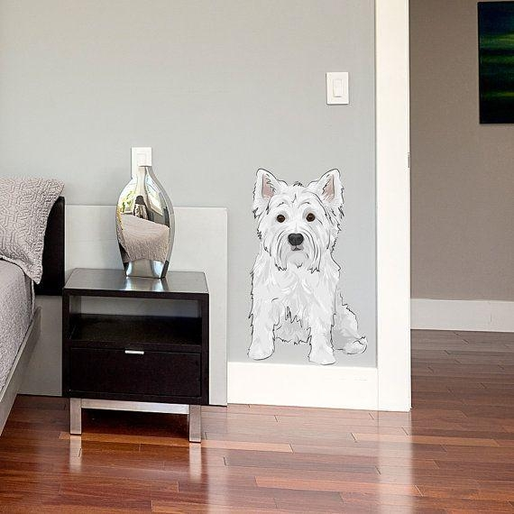 1186 Best Westie Treasures Images On Pinterest | Westies, Dog Art In Westie Wall Art (Image 5 of 20)