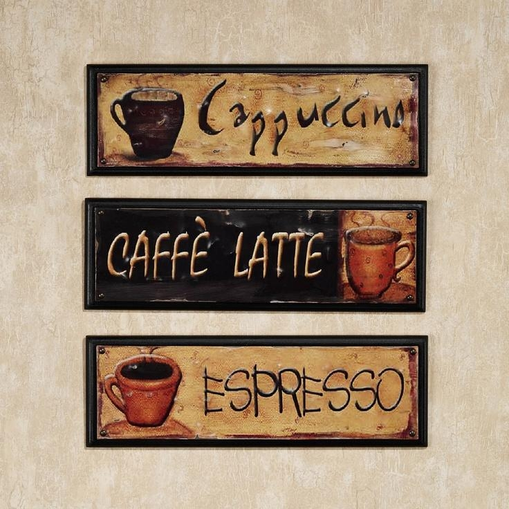 125 Best Coffee Posters Images On Pinterest | Coffee Break, Coffee Inside Coffee Bistro Wall Art (Image 2 of 20)
