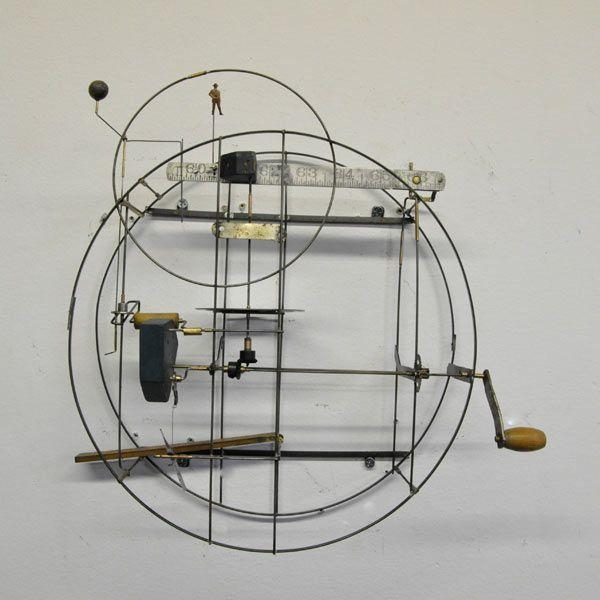 13 Best Kinetic Sculptures Images On Pinterest | Kinetic Art Throughout Kinetic Wall Art (Image 1 of 20)