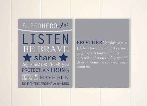 14 Best Brothers And Sisters Wall Art Images On Pinterest Within Brother Definition Wall Art (Image 1 of 20)