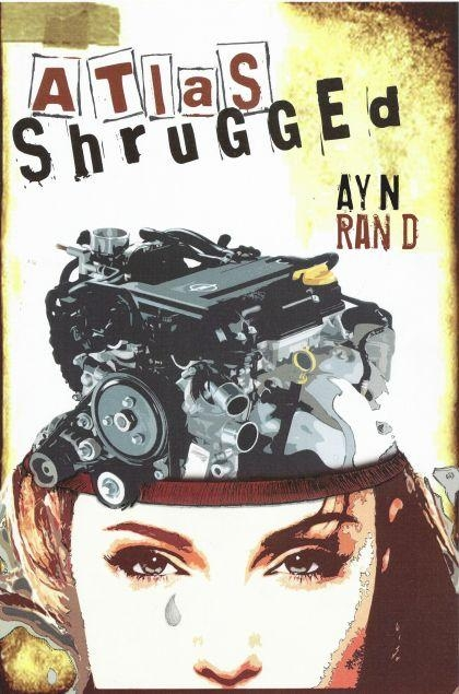 143 Best Collage: Book Covers Images On Pinterest | Book Covers Within Atlas Shrugged Cover Art (Image 2 of 20)