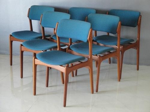 145 Best Mid Century Mod & Look Alikes Images On Pinterest | Mid Inside Newest Ebay Dining Chairs (Image 2 of 20)