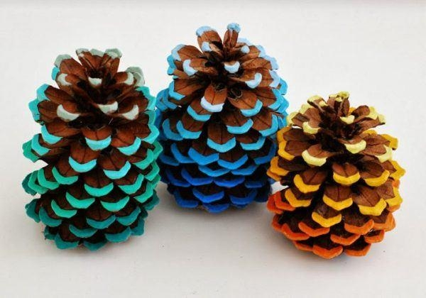 15 Beautiful Pine Cone Crafts To Make Stunning Home Decor For Pine Cone Wall Art (Photo 20 of 20)