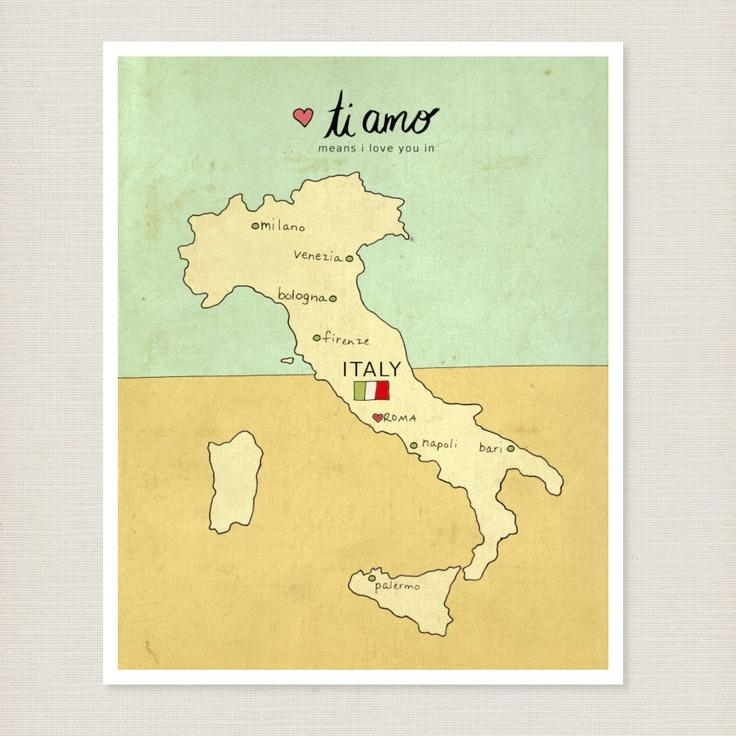 15 Best Romantic Wall Decals Images On Pinterest | Stencil, Wall Inside Italian Nursery Wall Art (Image 2 of 20)