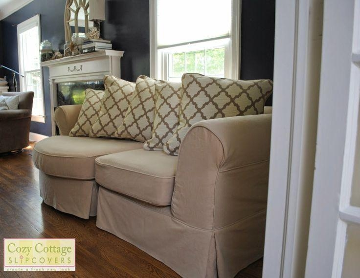 152 Best Cozy Cottage Slipcovers Images On Pinterest | Slipcovers Inside Arhaus Slipcovers (View 18 of 20)