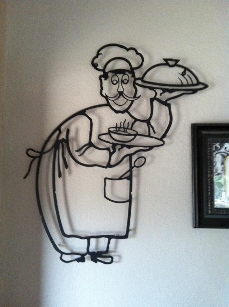 Wall Art: Italian Chef Wall Art (#12 of 20 Photos)