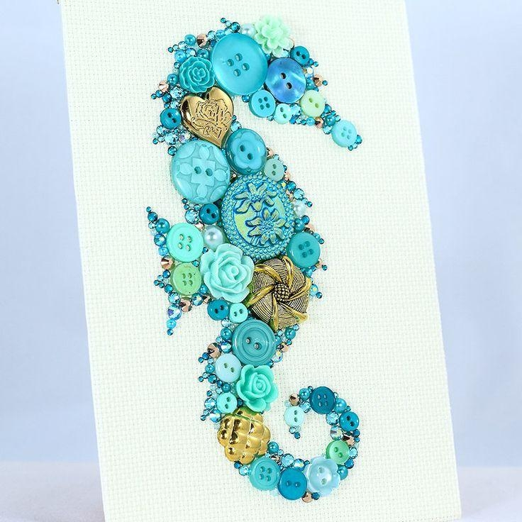 155 Best Seahorses Images On Pinterest | Seahorses, Seahorse Art For Sea Horse Wall Art (Image 1 of 20)