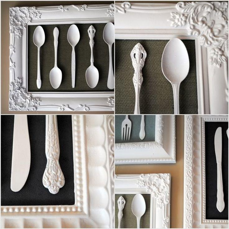156 Best Kitchen Wall Art Images On Pinterest | Kitchen With Utensil Wall Art (Image 1 of 20)