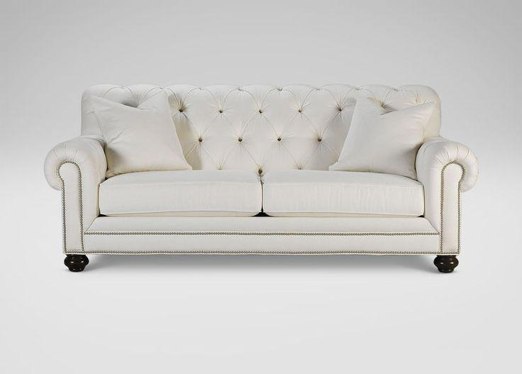 16 Best The Chadwick Sofa Images On Pinterest | Ethan Allen For Chadwick Sofas (Image 1 of 20)