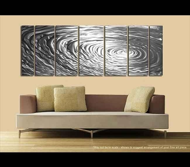 16 Best Z E N – A R T Images On Pinterest | Metal Walls, Zen Art For Metal Art For Walls (Image 2 of 20)