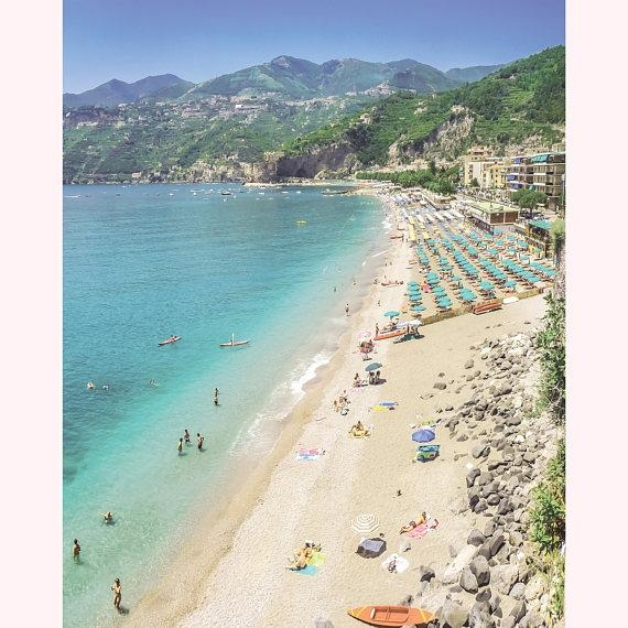 16X20 Amalfi Coast Wall Prints Amalfi Photography With Regard To Italian Coast Wall Art (View 19 of 20)