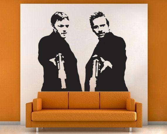 17 Best Boondock Saints Images On Pinterest | Norman Reedus, The Within Boondock Saints Wall Art (Image 1 of 20)