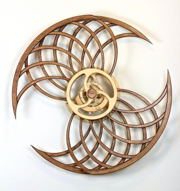 17 Best Kinetic Art Images On Pinterest | Kinetic Art, Sculptures Pertaining To Kinetic Wall Art (Image 2 of 20)
