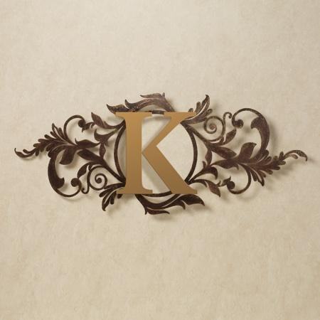 17 Best Monogram Wall Grilles Images On Pinterest | Metal Wall Art In Monogram Metal Wall Art (Image 2 of 20)
