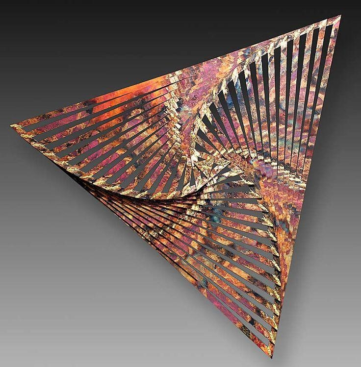 175 Best Woven Metal Images On Pinterest | Jewelry, Art Sculptures With Woven Metal Wall Art (Image 2 of 20)
