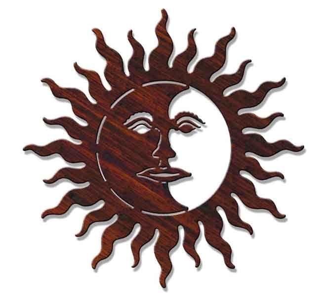 18 Best Sun/moon Images On Pinterest   Sun Moon Stars, Art Google Pertaining To Sun And Moon Metal Wall Art (View 12 of 20)