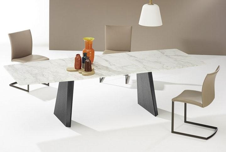 18 Extendable Dining Tables – Vurni Within Extending Marble Dining Tables (Image 1 of 20)
