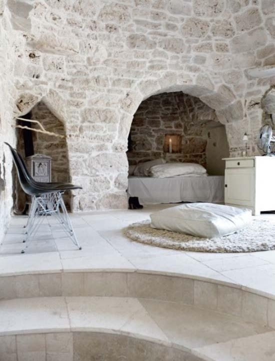 19 Best Italian Interiors Images On Pinterest | Architecture Intended For Italian Stone Wall Art (Image 4 of 20)
