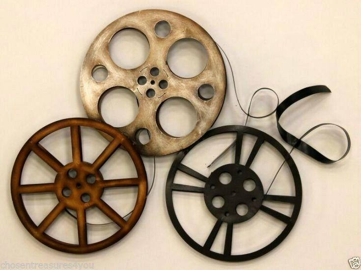 19 Best Wall Decor Images On Pinterest | Wall Decor, Canvas Wall With Movie Reel Wall Art (Image 1 of 20)