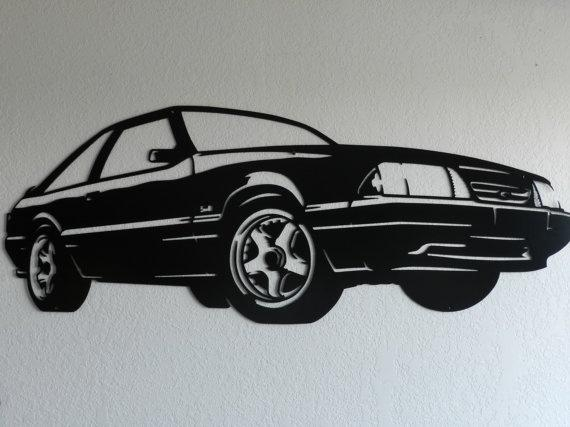 199 Best Metal Art Images On Pinterest | Metal Walls, Metal Wall Inside Ford Mustang Metal Wall Art (Image 4 of 20)