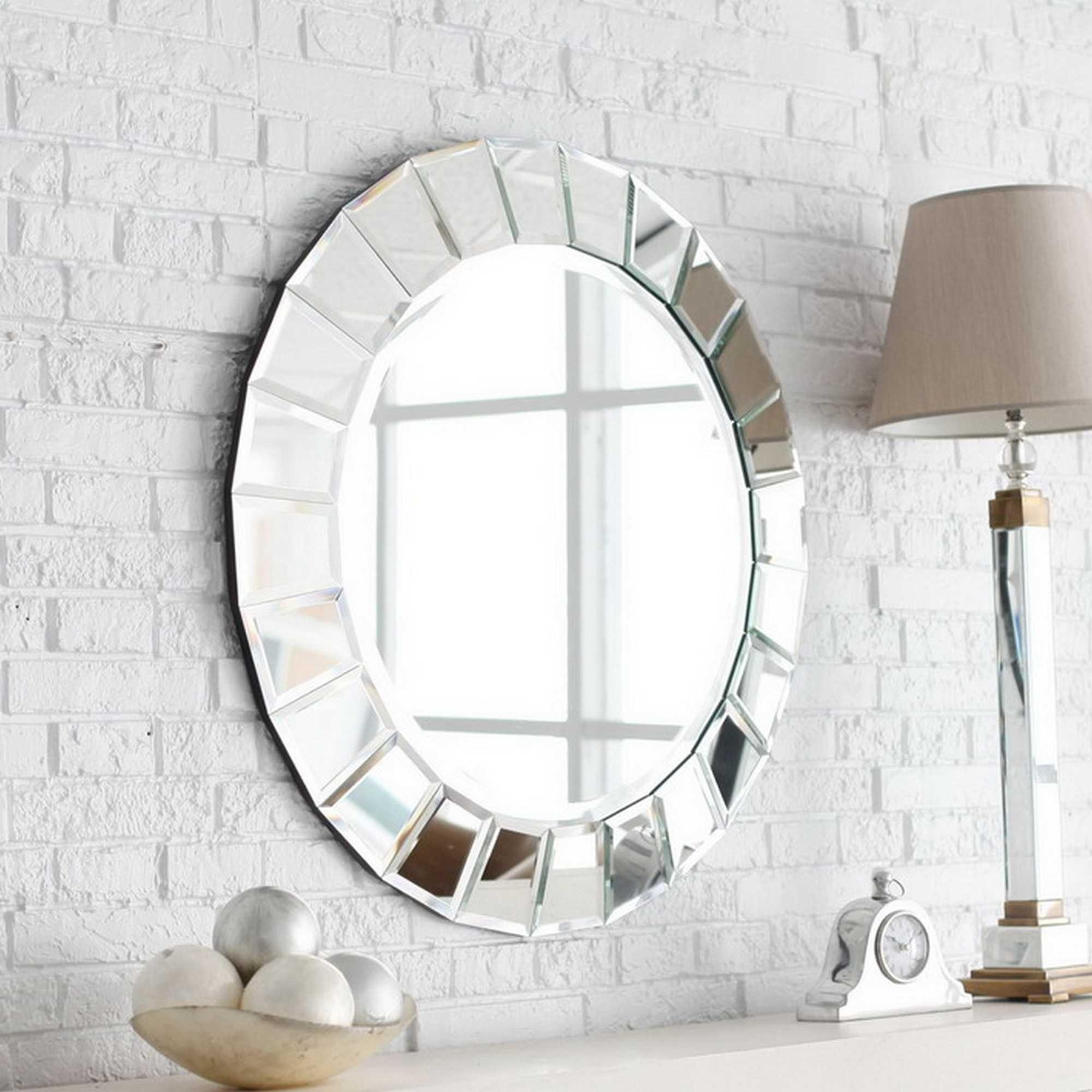 20+ Ways To Round Bathroom Mirrors In Round Mirrors For Bathroom (Image 1 of 20)