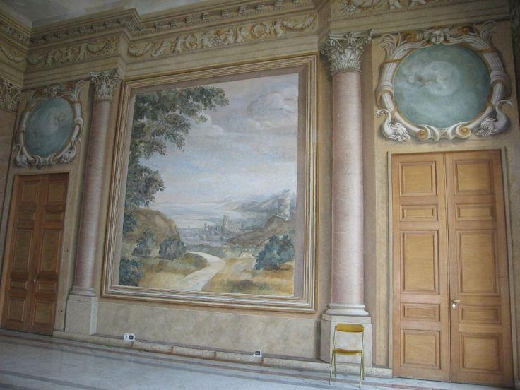 200 Best Murals Images On Pinterest | Mural Painting, Painted Intended For Italian Art Wall Murals (Photo 20 of 20)