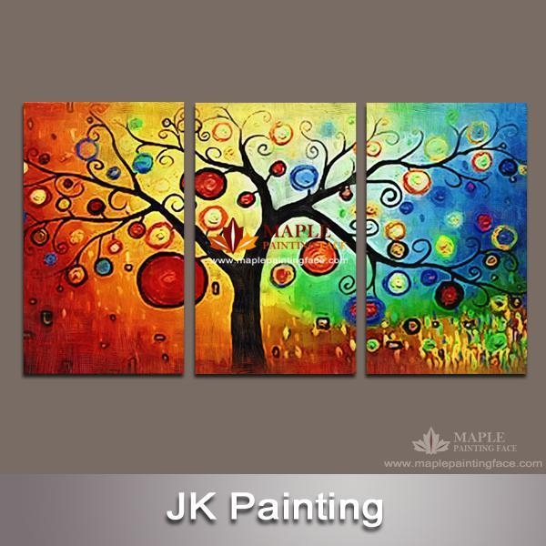 2017 Hot Sales Wall Art Painting Pictures Print On Canvas Modern Regarding Inexpensive Canvas Wall Art (Image 5 of 20)