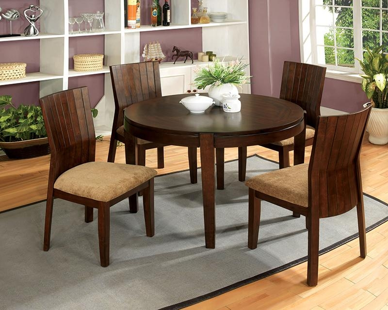 21 Beautiful Wooden Dining Sets In Different Designs | Home Design Within 2018 Wooden Dining Sets (Image 1 of 20)