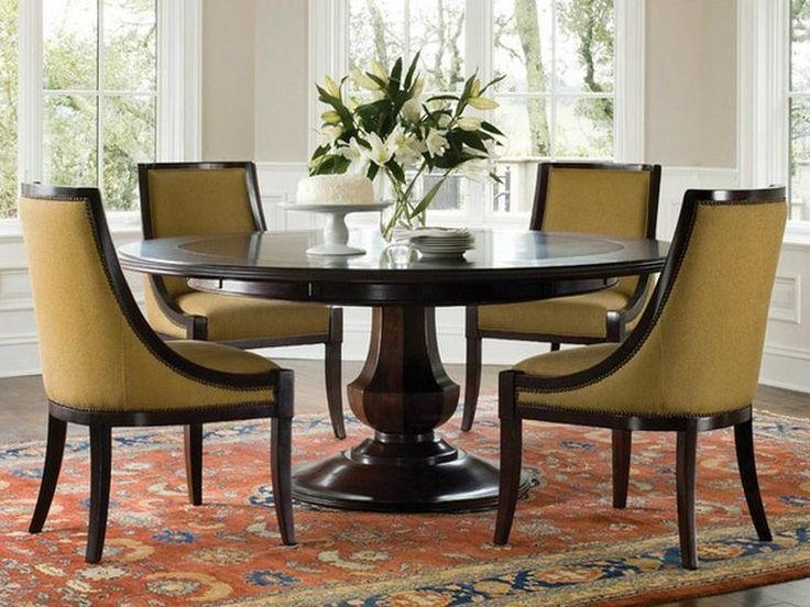 21 Best Dining Table Design Images On Pinterest | Dining Table For Newest Mahogany Dining Tables And 4 Chairs (View 12 of 20)