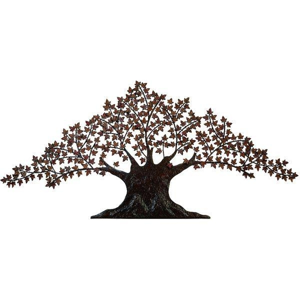 21 Best Wall Art Images On Pinterest | Metal Walls, Metal Wall Art For Windy Oak Tree Metal Wall Art (Image 3 of 20)