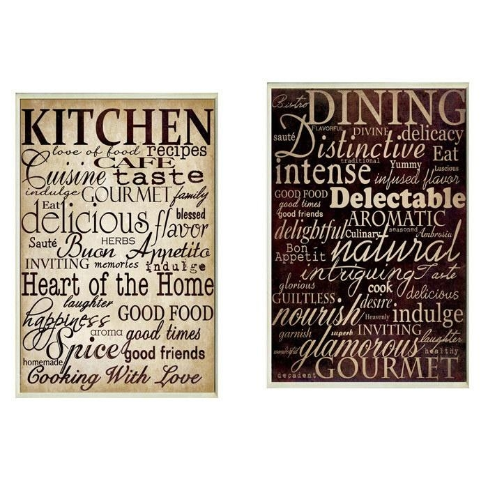 22 Best Italian Signs Images On Pinterest | Italian Kitchens Pertaining To Italian Themed Kitchen Wall Art (Photo 16 of 20)