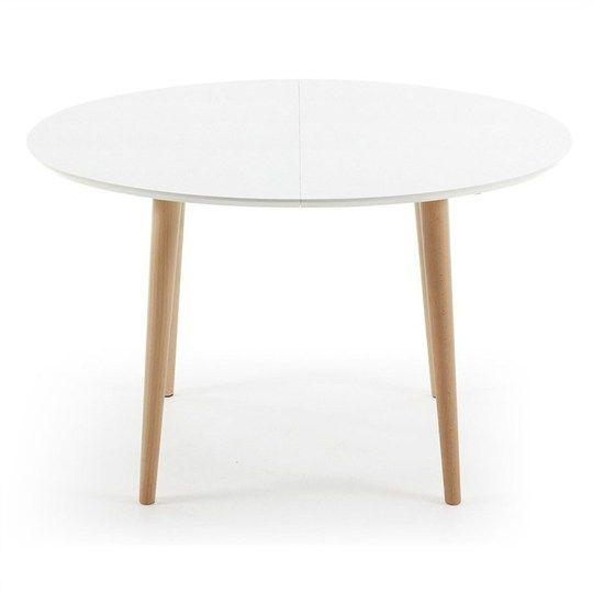 24 Best Dining Table Images On Pinterest | Dining Tables, Pedestal In 2017 White Oval Extending Dining Tables (Image 1 of 20)