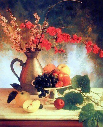 24 Best Still Life Wall Art Posters Images On Pinterest   Print Within Grape Colour Wall Art (View 5 of 20)