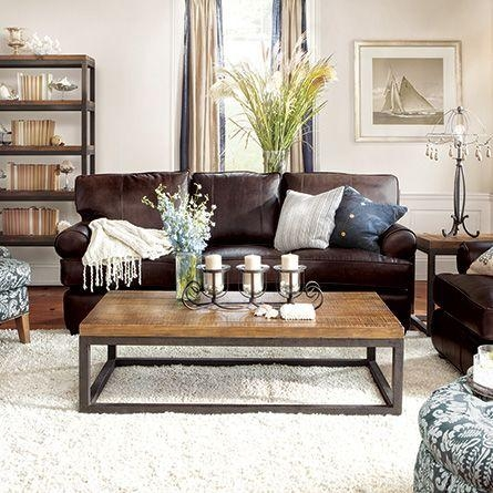 25+ Best Brown Couch Decor Ideas On Pinterest | Brown Sofa Decor In Living Room With Brown Sofas (Image 3 of 20)
