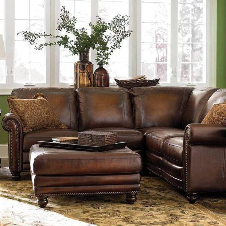 25+ Best Industrial Sleeper Sofas Ideas On Pinterest | Rustic With Regard To Traditional Leather Sectional Sofas (View 17 of 20)