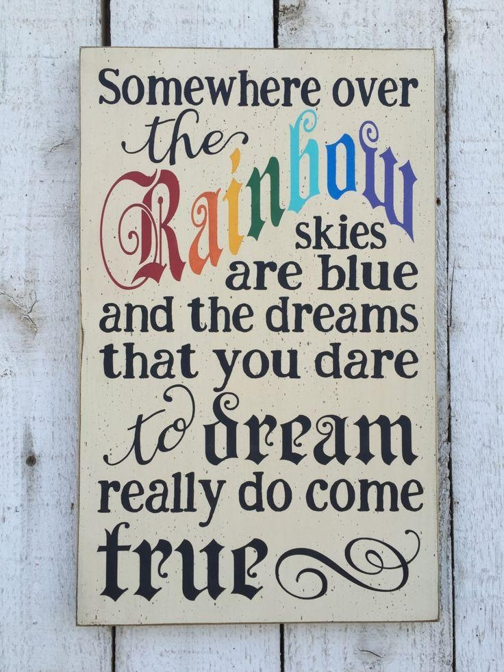 25+ Best Wizard Of Oz Lyrics Ideas On Pinterest | Wizard Of Oz Intended For Wizard Of Oz Wall Art (Image 3 of 20)