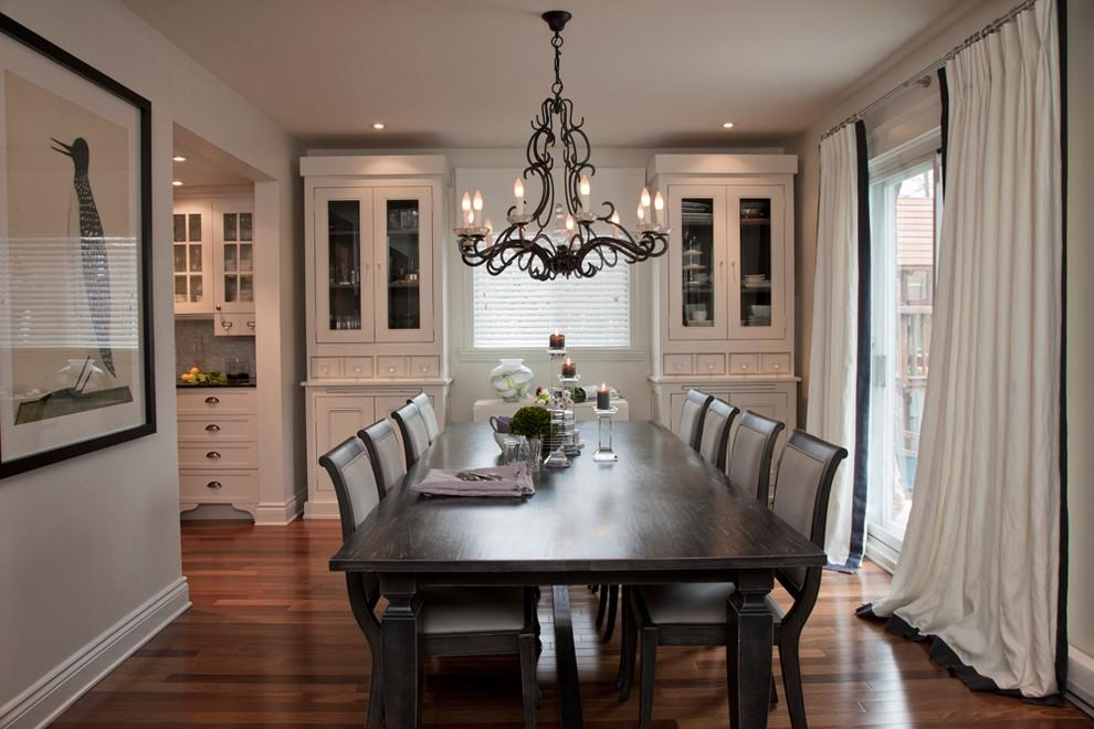 25+ Dining Room Cabinet Designs, Decorating Ideas | Design Trends With Regard To Most Recent Dining Room Cabinets (Image 1 of 20)