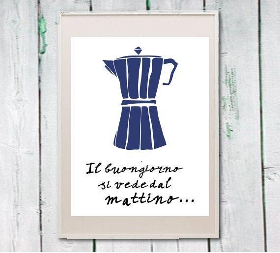 26 Best Kitchen Images On Pinterest | Printable Art, Kitchen Ideas With Regard To Italian Phrases Wall Art (Photo 5 of 20)
