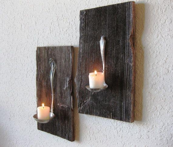 271 Best Candle Holders – Wrought Iron Images On Pinterest Within Metal Wall Art With Candles (View 18 of 20)