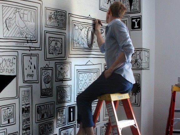 28 Best Sharpie Art Images On Pinterest | Sharpies, Sharpie Art Inside Sharpie Wall Art (View 11 of 20)