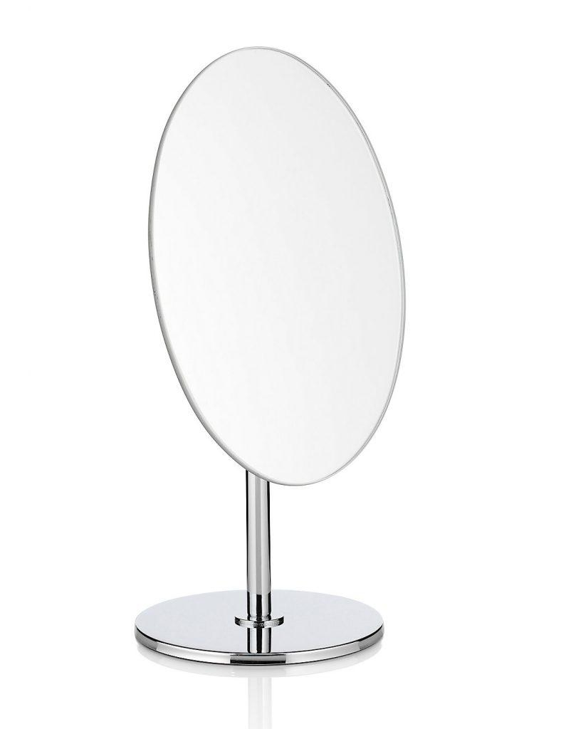 bathroom free standing mirror free standing bathroom mirrors mirror ideas 15967
