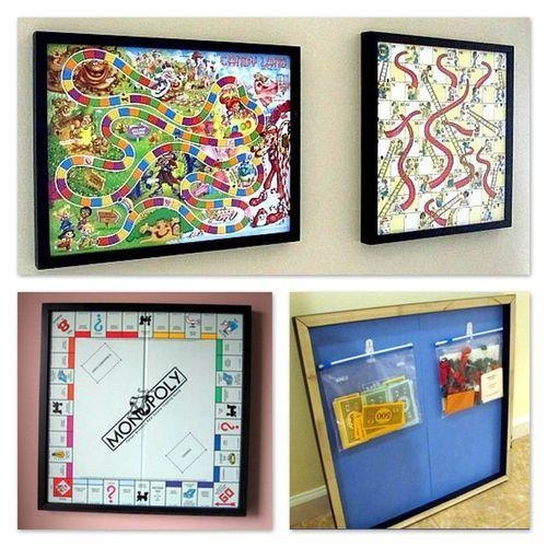 29 Best Board Games We Fancy Images On Pinterest | Board Games Within Board Game Wall Art (Image 2 of 20)