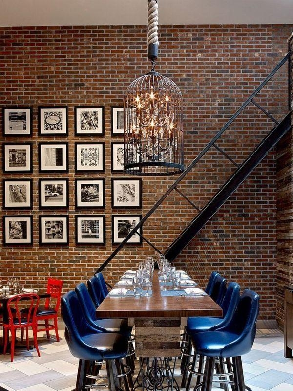 29 Best Hit The Bricks Images On Pinterest | Bricks, Brick And For Hanging Wall Art For Brick Wall (Image 3 of 20)
