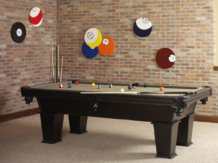 299 Best Billiards Images On Pinterest | Pool Tables, Billiards Throughout Billiard Wall Art (Photo 8 of 20)