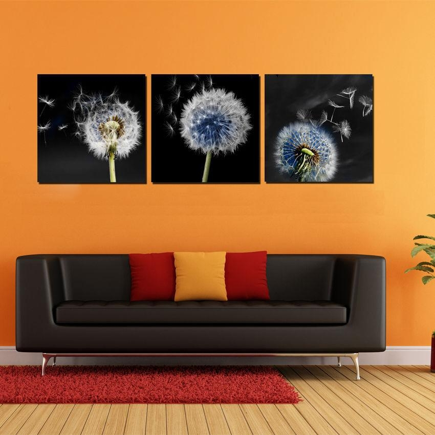 20 best ideas three piece canvas wall art wall art ideas. Black Bedroom Furniture Sets. Home Design Ideas